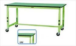 【直送品】 山金工業 ワークテーブル SWRAC-1260-GG 【法人向け、個人宅配送不可】 【大型】