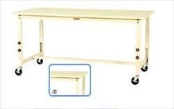 【直送品】 山金工業 ワークテーブル SWSAC-1260-II 【法人向け、個人宅配送不可】 【大型】