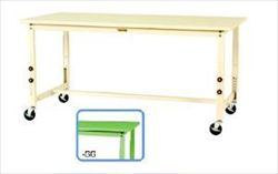 【直送品】 山金工業 ワークテーブル SWSAC-1590-GG 【法人向け、個人宅配送不可】 【大型】