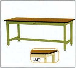 【直送品】 山金工業 ワークテーブル SZMVH-1260-MI 【法人向け、個人宅配送不可】 【大型】