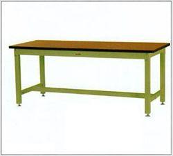 【直送品】 山金工業 ワークテーブル SZMVH-1590-MG 【法人向け、個人宅配送不可】 【大型】