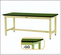 【直送品】 山金工業 ワークテーブル SZRV-1590-GG 【法人向け、個人宅配送不可】 【大型】