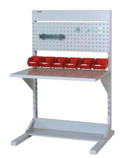 【直送品】 山金工業 ラインテーブル 間口900サイズ 基本タイプ 片面用 HRK-0913-PY 【法人向け、個人宅配送不可】 【大型】