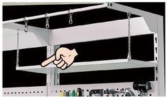 【直送品】 山金工業 吊棚 HU-09 【法人向け、個人宅配送不可】 【大型】