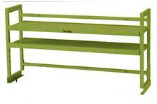 【直送品】 山金工業 ワークテーブル架台 WK2-1500-G 【法人向け、個人宅配送不可】 【大型】
