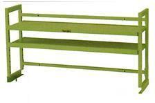 【直送品】 山金工業 ワークテーブル架台 WK2-1800-G 【法人向け、個人宅配送不可】 【大型】