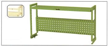 【直送品】 山金工業 ワークテーブル架台 WKP-1200-IV 【法人向け、個人宅配送不可】 【大型】