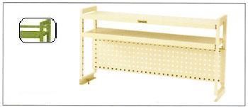 【直送品】 山金工業 ワークテーブル架台 WKP2-1500-G 【法人向け、個人宅配送不可】 【大型】