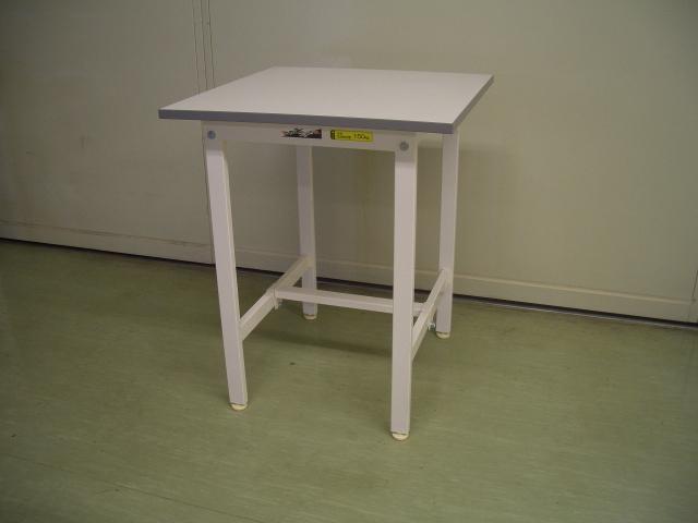 【直送品】 山金工業 ワークテーブル SUP-660-WW コンパクトタイプ【法人向け、個人宅配送不可】 【大型】