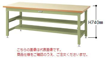 【直送品】 山金工業 ヤマテック ワークテーブル SSM-1575TS1-II 【法人向け、個人宅配送不可】