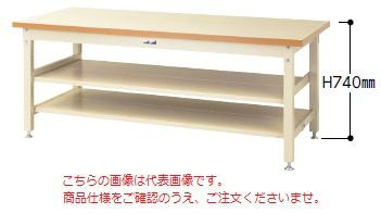 【直送品】 山金工業 ヤマテック ワークテーブル SSM-1575TTS2-IG 【法人向け、個人宅配送不可】