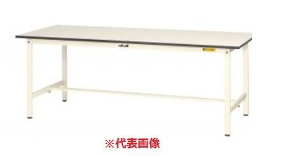 【直送品】 山金工業 ワークテーブル SUP-1590TT-WW 【法人向け、個人宅配送不可】 【大型】