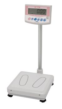 【直送品】 大和製衡 デジタル体重計 DP-7101PW (一体型)