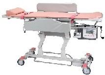 【直送品】 大和製衡 はかり付ストレッチャー DP-7310PW (BMI表示タイプ)