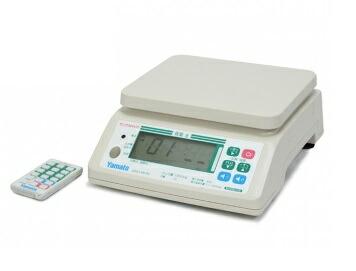 【直送品】 大和製衡 デジタル上皿はかり UDS-1VN-R2-6 (音声ランク選別 ランクNAVI)