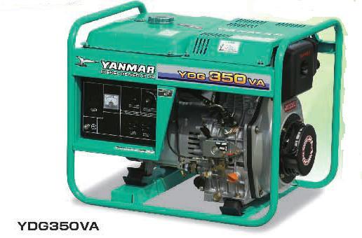 【直送品】【直送品】 ヤンマー (YANMAR) ディーゼル発電機 YDG350VA-5E ヤンマー YDG350VA-5E オープンタイプ, ヨシマツチョウ:e6a2c4a6 --- garagemastertech.ca