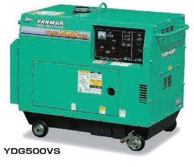 【直送品 防音タイプ】 ヤンマー ヤンマー (YANMAR) (YANMAR) ディーゼル発電機 YDG500VS-6E 防音タイプ, 比企郡:94187e38 --- garagemastertech.ca