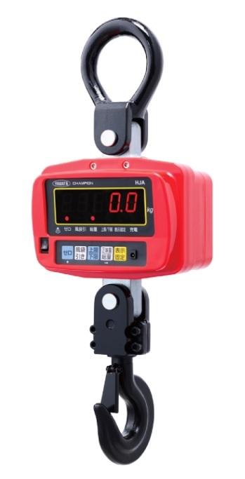 欲しいの HJA-1500K デジタルクレーンスケール 八幡計器 (YAWATA) 【直送品】 HJAシリーズ):道具屋さん店 (チャンピオン-DIY・工具