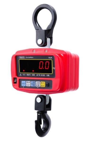 【直送品】 八幡計器 (YAWATA) デジタルクレーンスケール HJA-300K (チャンピオン HJAシリーズ)