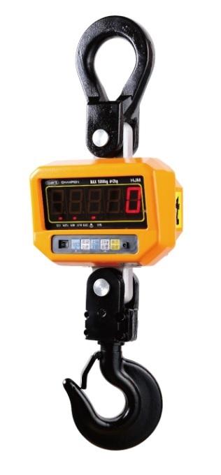【直送品】 八幡計器 (YAWATA) デジタルクレーンスケール HJM-5000K (チャンピオン HJMシリーズ) 【大型】