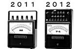 横河計測 直流電圧計 2011 42 (201142) 【受注生産品】