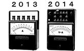 横河計測 交流電圧計 2013 21 (201321) 【受注生産品】