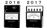 横河計測 可聴周波電圧計 2017 30 (201730) 【受注生産品】