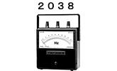 横河計測 指針形周波数計 2038 32 (203832) 【受注生産品】