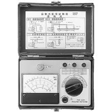 【ポイント10倍】 横河計測 自動式配電試験器(ケース付) 320722
