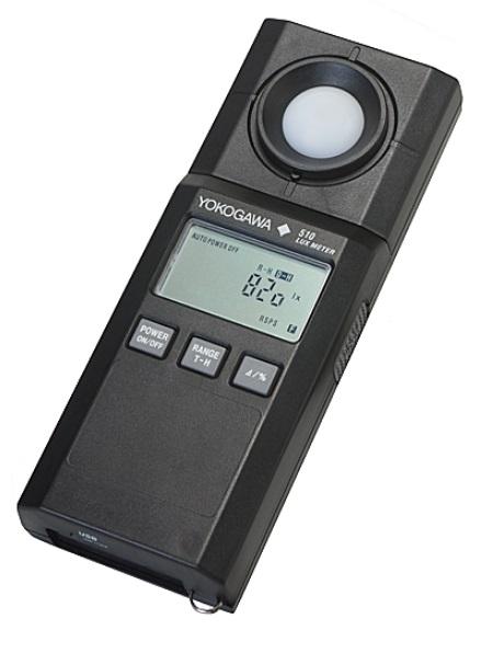 横河計測 デジタル照度計(検定付、ケース付) 51013