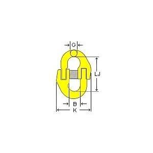 【直送品】 象印 手動用ギヤードトロリ G型仕様 H-100シリーズ G-1.6 (G-01625)