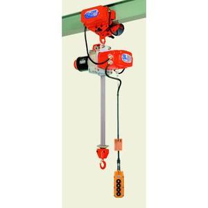 【驚きの値段】 (150kg (BECM-K1550) 電気トロリ結合式ファイバーホイスト 象印 BECM-150 【直送品】 揚程5m):道具屋さん店-DIY・工具