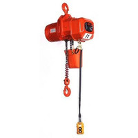 【直送品】 象印 DA型懸垂式電気チェーンブロック DA-2W 揚程3m (DA-02W30) (2t 低速)