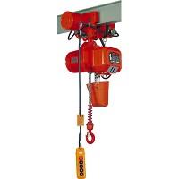 【直送品】 象印 DAM型電動トロリ結合式電気チェーンブロック DAM-10 揚程4m (DAM-10040) (10t 揚程4m)