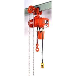 【直送品】 象印 DBG型ギヤードトロリ結合式電気チェーンブロック DBG-3 揚程6m (DBG-03060) (3t)