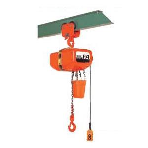 【直送品】 象印 FAP型プレントロリ結合式電気チェーンブロック FAP-0.49 揚程6m (FAP-K4960) (490kg)