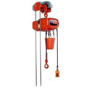【直送品】 象印 SAG型ギヤードトロリ結合式電気チェーンブロック SAG-0.49 揚程6m (SAG-K4960) (490kg)