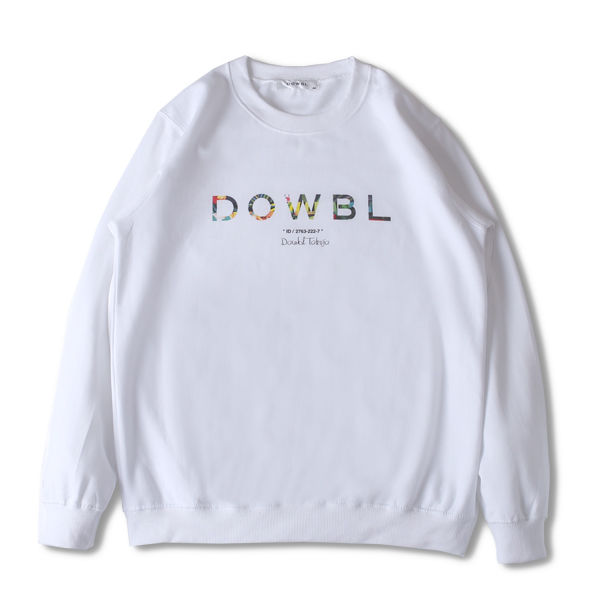 DOWBL/ ダブル/ Aromas ID Botanical Sweat Shirts 【全1色】