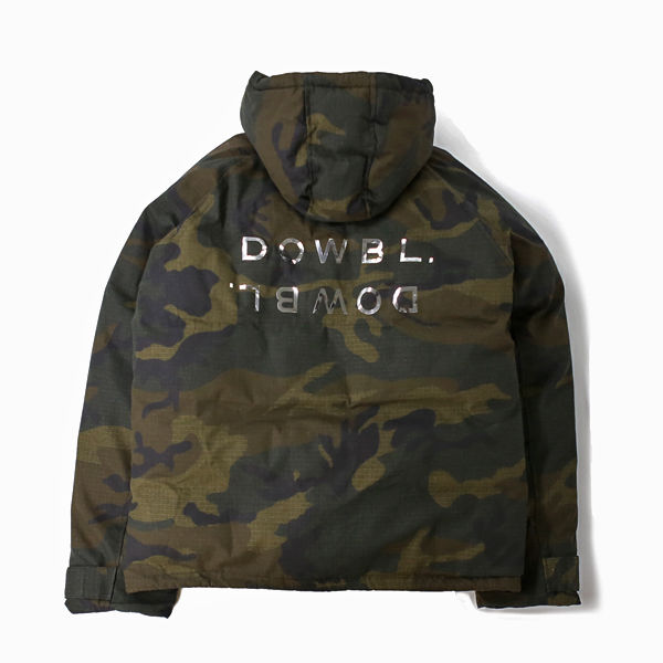 DOWBL/ ダブル/ Luxury Camouflage JKT 【全1色】