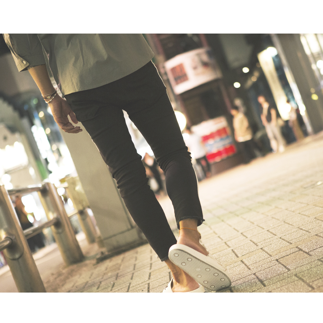 DOWBLダブルNifty Sports Line Skinny DenimtrhdCsQx