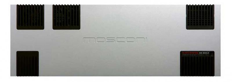 MOSCONIモスコニAS300.22チャンネルパワーアンプ当店デモカー使用中圧倒的な再生能力
