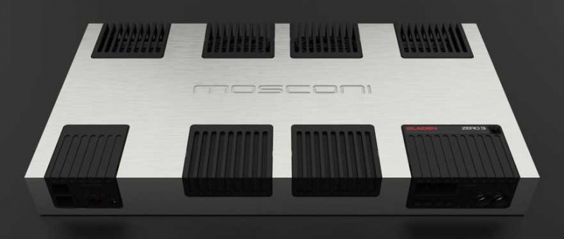 Sound quality, delicate at best regular imports MOSCONI Mosconi GLADEN ZERO3 2 channel power amplifier