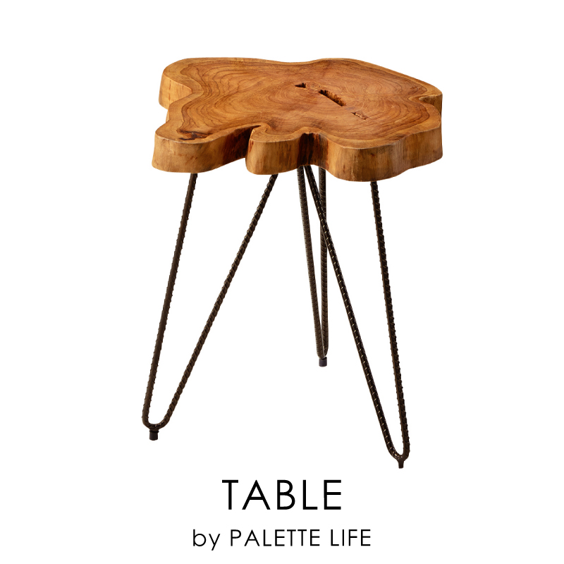 サイドテーブル おしゃれ テーブル ヴィンテージ 花台