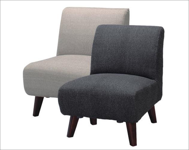 Ordinary One Seat Sofa #18 - Simple U0026amp; Retro Simple Sofa
