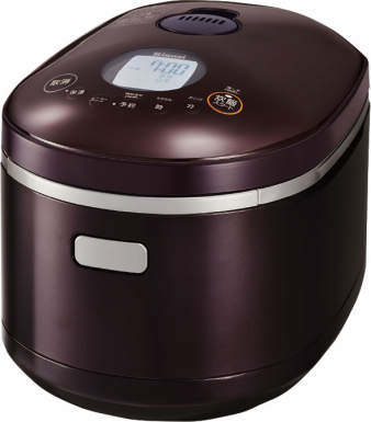RR-055MST2-DB-LP ガス炊飯器 プロパンガス用 Rinnai リンナイ 直火匠 1~5.5合炊き RR055MST2DBLP ダークブラウン