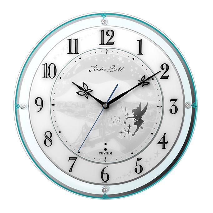 【当店限定販売】 お取り寄せ【北海道・沖縄・離島配送】4MY854MT05 電波掛け時計 リズム時計 Disney ティンカー・ベル 壁掛け時計 電波時計 電波掛け時計 電波掛時計 壁掛時計 かけ時計 壁掛け電波時計 電波壁掛け, チャレンジマリン eae072a6