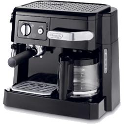 【北海道・沖縄・離島配送不可】BCO410J-B コンビコーヒーメーカー デロンギ DeLonghi ブラック BCO410JB 【KK9N0D18P】