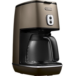 ICMI011J-BZ ドリップコーヒーメーカー DeLonghi デロンギ ディスティンタコレクション ICMI011JBZ フューチャーブロンズ【KK9N0D18P】