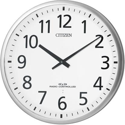 お取り寄せ 4MY821-019 電波掛時計 シチズン スリーウェイブM821 4MY821019