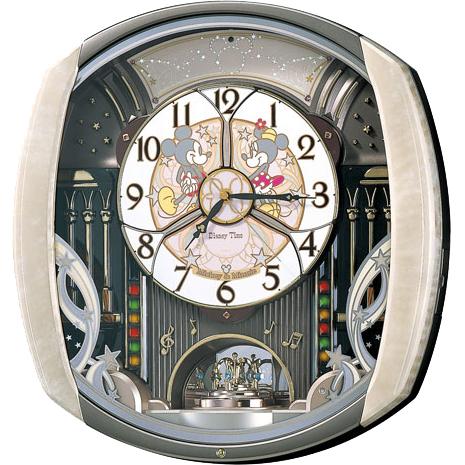 北海道 沖縄 離島配送不可 SEIKO セイコー 壁掛け時計 電波時計 ディズニータイム セイコー時計 初回限定 ミニーマウス かけ時計 壁掛け電波時計 電波掛け時計 電波壁掛け時計 お気に入り ミッキーマウス FW563A